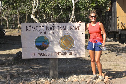 Komodo National Park!