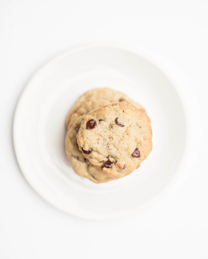 chocolate chunk cookies | love.life.eat