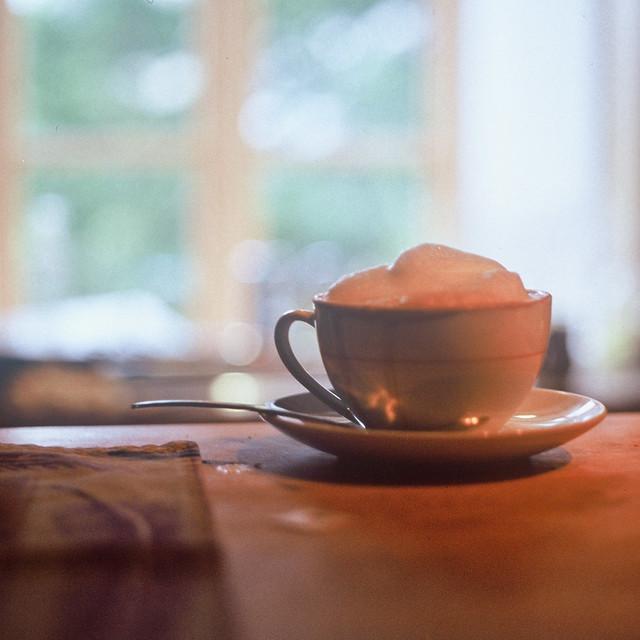 Café + Mousse = Chez papa