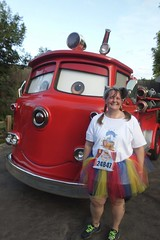 Me with Red the fire truck