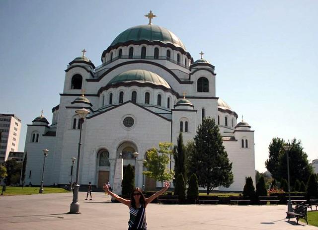 belgrado igreja