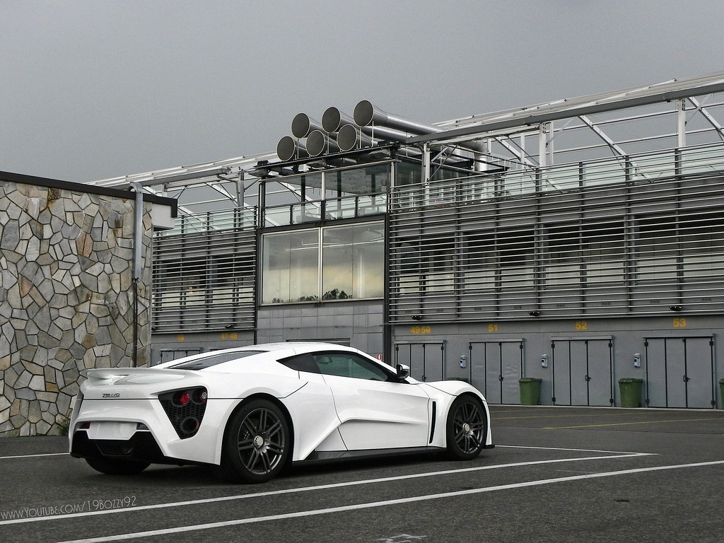 What the Zenvo?