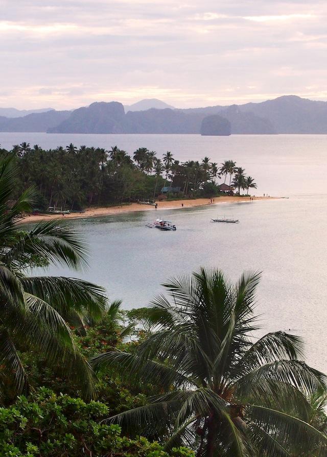Corong-Corong beach El Nido