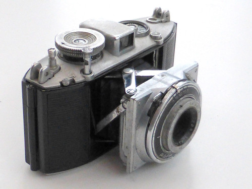 Agfa Karat 4.5 by pho-Tony