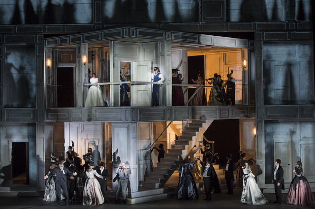 The Royal Opera in Don Giovanni © ROH / Bill Cooper 2014