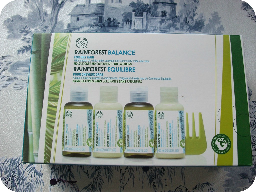 The Body Shop Rainforest Balance Review