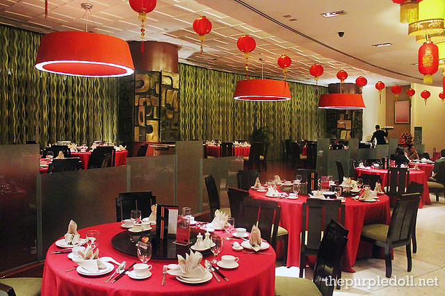 Xin Tian Di at Crowne Plaza Galleria