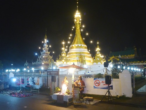 TH-Mae Hong Son-Marche de nuit (6)
