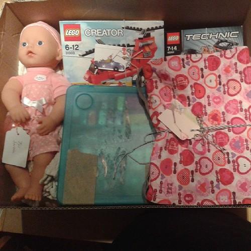 #trostpaket Schicht 3 - 1 eigenes geschenk für jedes kind.