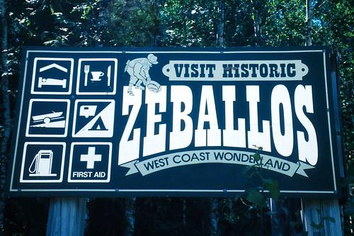 Zeballos, Vancouver Island, British Columbia, Canada