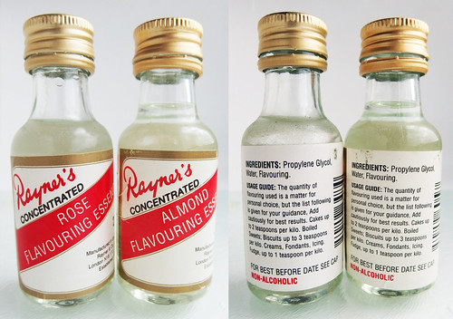 Rayner's Concentrated Flavouring Essence