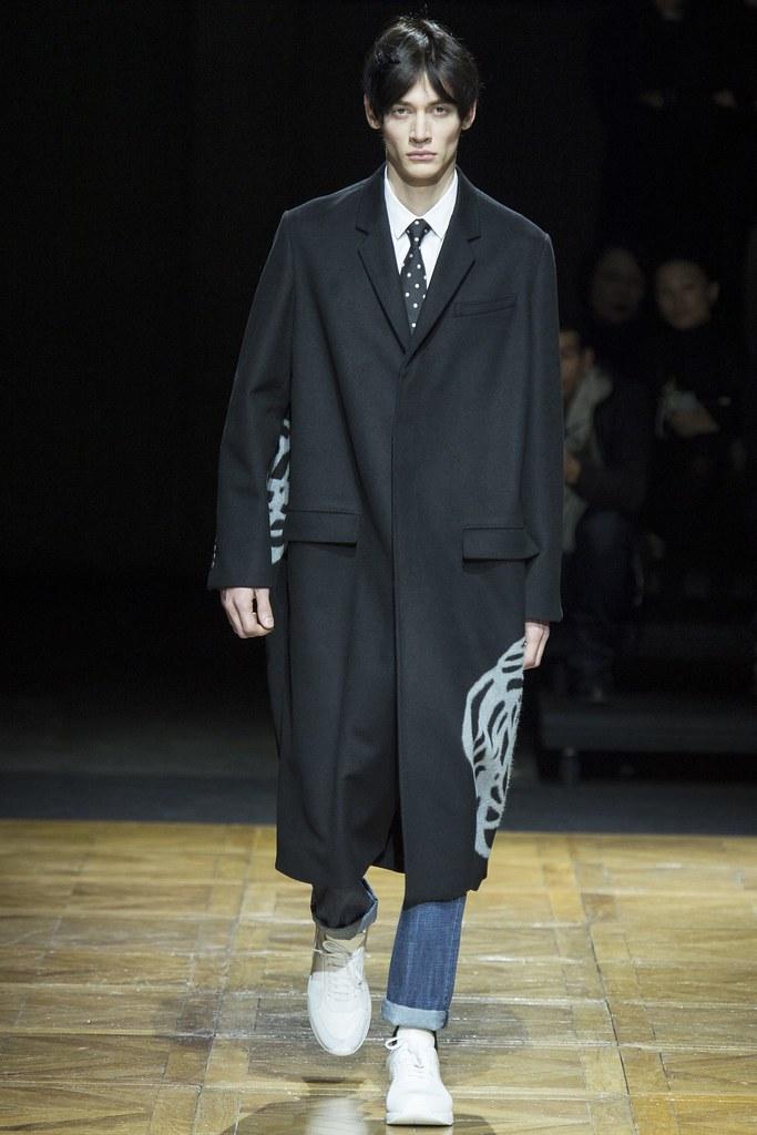 FW14 Paris Dior Homme043_Timur Simakov(VOGUE)