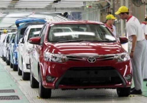 Toyota Bangun Pabrik Mesin di Indonesia