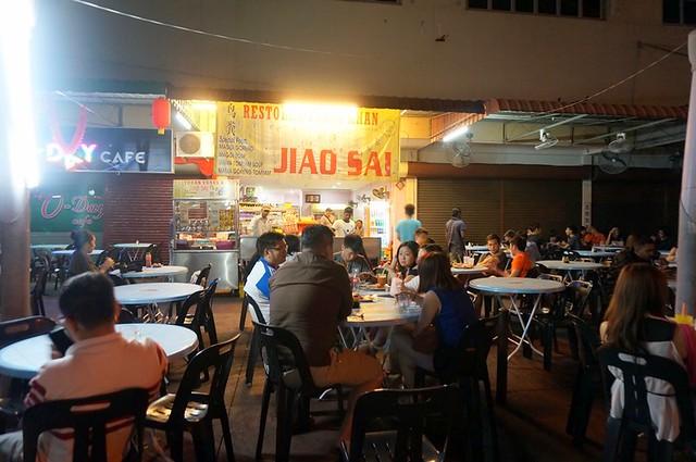 Penang Halal Restaurant Yunus Khan (Jiao Sai) Jalan Agryll-007