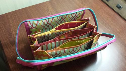 Sew Together Bag, Inside