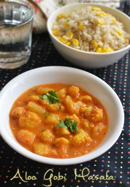 Punjabi Aloo Gobi Recipe