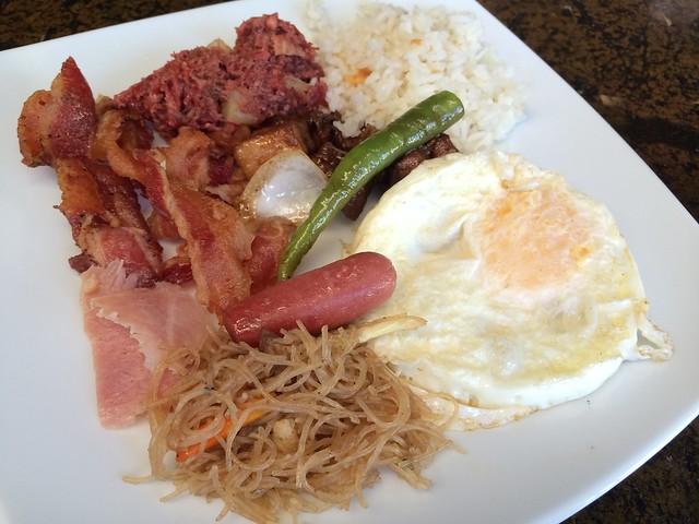 Breakfast #1 - Boracay Regency