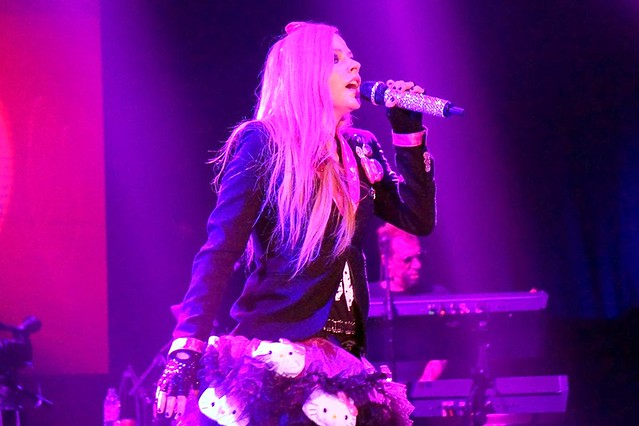 avril lavigne in concert - Malaysia - Rebecca Saw blog-001