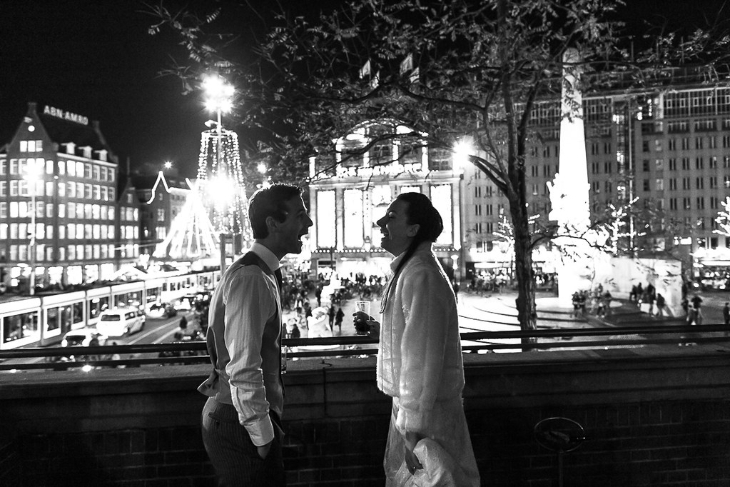 Wedding by Martine Berendsen, Amsterdam, 2013