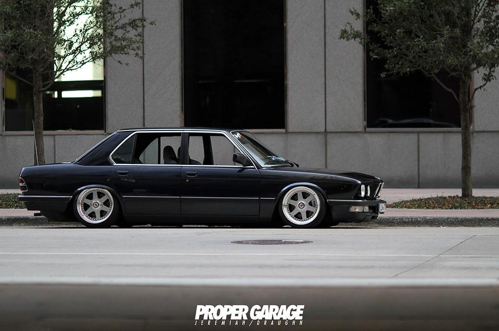 E28 1988 Bmw E28