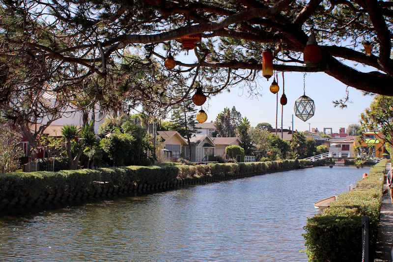 Venice Beach Canals Los Angeles