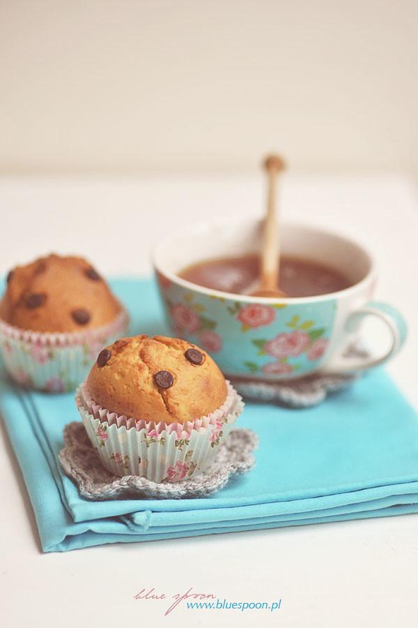 muffinki na śmietanie - przepis