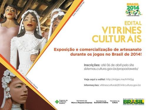 Edital Vitrines Culturais by Biblioteca Abdias Nascimento
