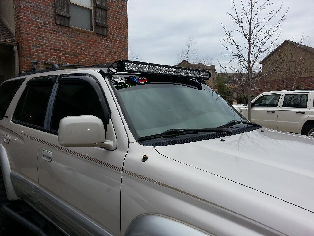 Rooftop Light Bar Mounts 3rd Gen 4runner | Page 3 | Toyota 4Runner ...
