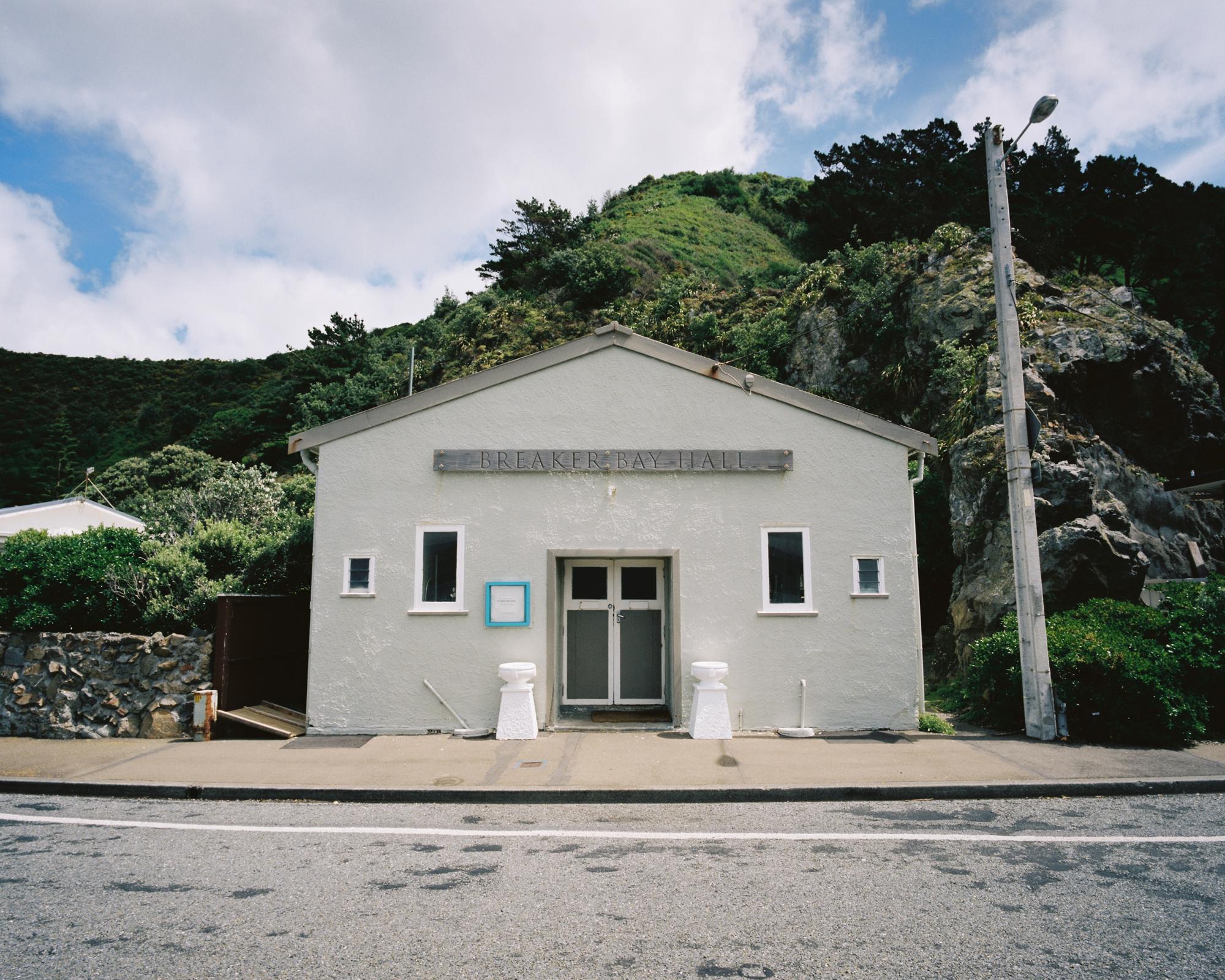 Breaker Bay Hall
