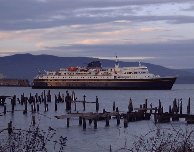 M/V Matanuska - Alaskan Ferry