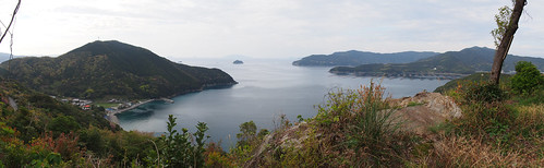 高茂岬への道01