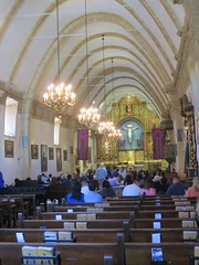 Carmel Mission (Mission San Carlos Borromeo del río Carmelo) - Carmel-by-the Sea, California