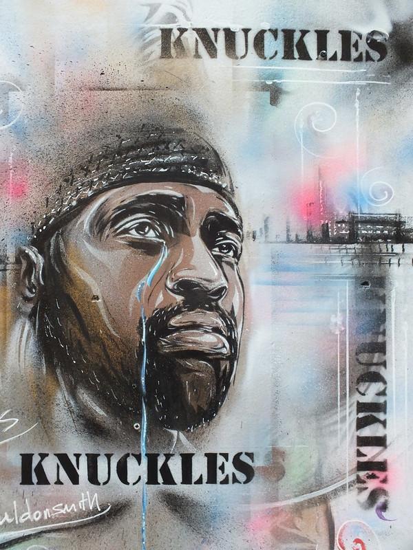 Frankie Knuckles tribute by Pauldon Smith