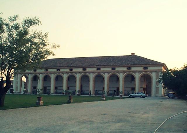 Barchessa Villa Pola (TV)