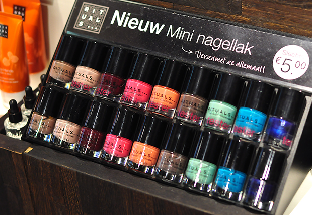 stylelab beauty blog rituals new products spring 2014 nail polish
