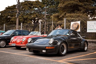 Porsche 356 Speedster & 911 Turbo (930)