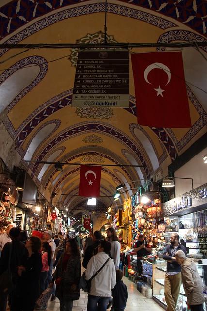 084 - Kapalıçarşı (Gran Bazar)