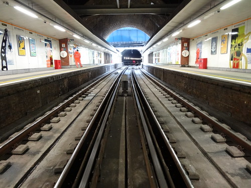 07 - Rotherhithe Platforms