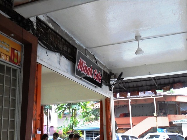 Minah Cafe Sibu