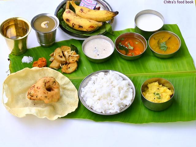 Amavasya Lunch menu