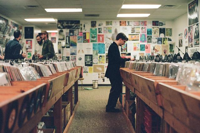 Music Store Kalamazoo : four quiet acts at satellite records ~ Hamham.info Haus und Dekorationen