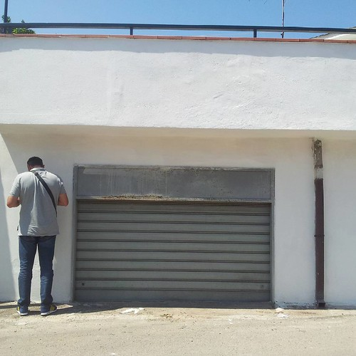 Bianconeve ed il garage dei 7 nani... XD