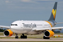 G-VYGK THOMAS COOK AIRLINES AIRBUS A330-243