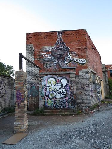 Mural by pintsel
