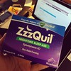 You better work or ZzzQuil me now. @nikkio96: I am so tempted to open and pop one now. :pensive::flushed: #ZzzQuil #SleepAid