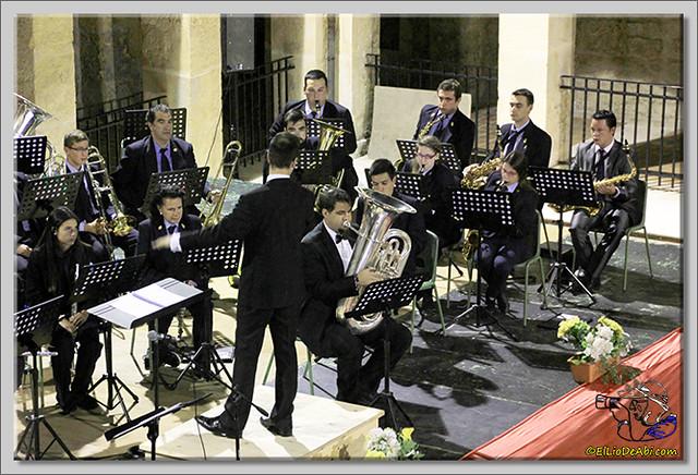 4 Concierto de la Banda Municipal de Música de Briviesca con solistas