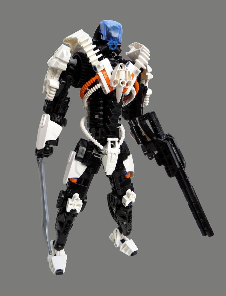 Space Commando Volans