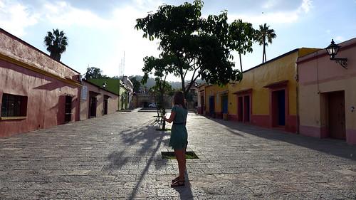 Oaxaca streets