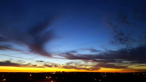 sunset bartlesville galaxys6 cloudsstormssunsetssunrises