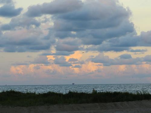 elmersislandwildliferefuge elmersisland gulfofmexico sunset landscape outdoor элмерайленд beach louisiana la mississippiriverdelta луизиана поамерике crossamerica2016 sky